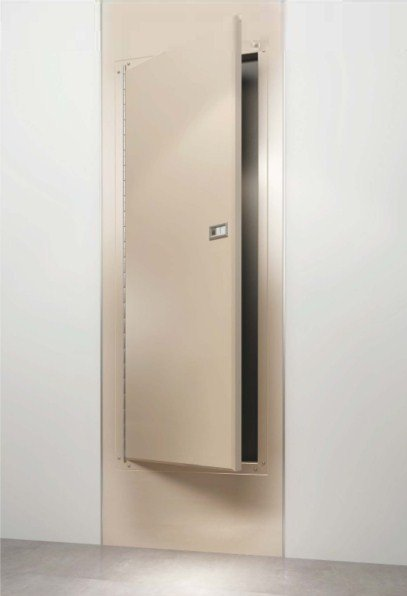 DRShip Europe B-15 Singel leaf access door for marine accommodation