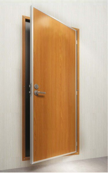 DRShip Europe B-15 fireproof cabin door for marine accommodation
